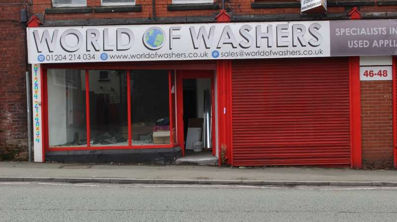 Commercial Property for rent in Market Street, Farnworth, Bolton, BL4