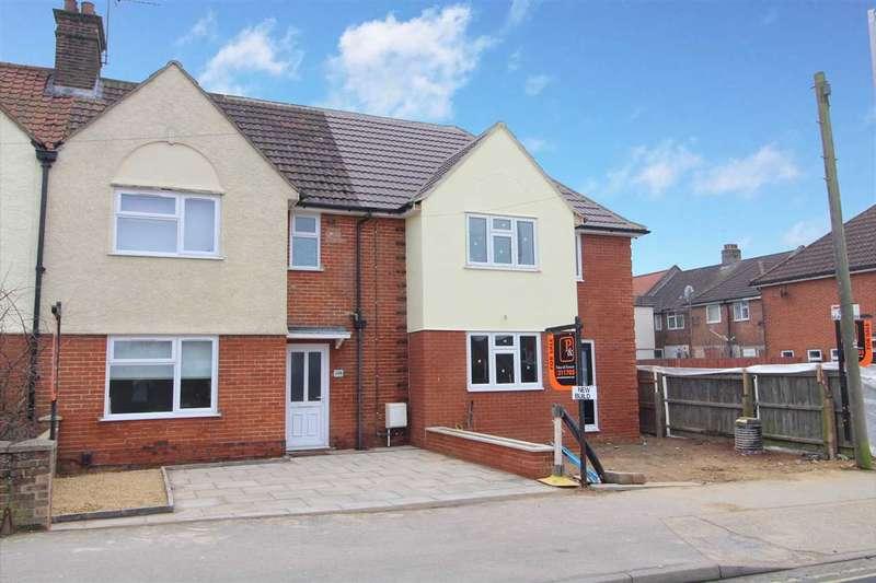 3 Bedrooms Terraced House for sale in Landseer Road, Ipswich