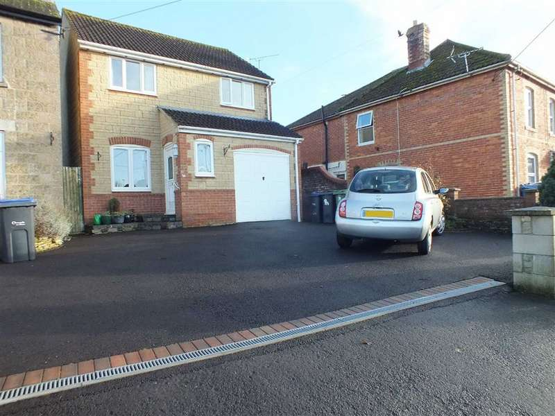 4 Bedrooms Detached House for sale in High Street, Semington, Wiltshire, BA14