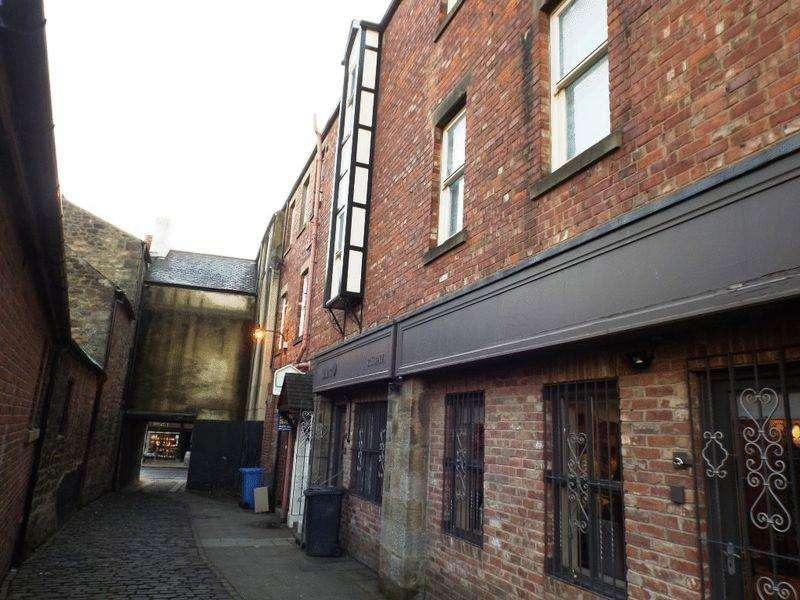 1 Bedroom Flat for sale in Bridge Street, Morpeth