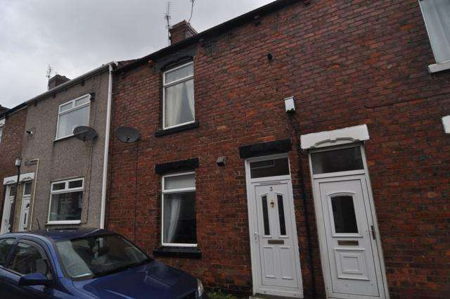 3 Bedrooms Terraced House for sale in Bertha Street, Ferryhill DL17