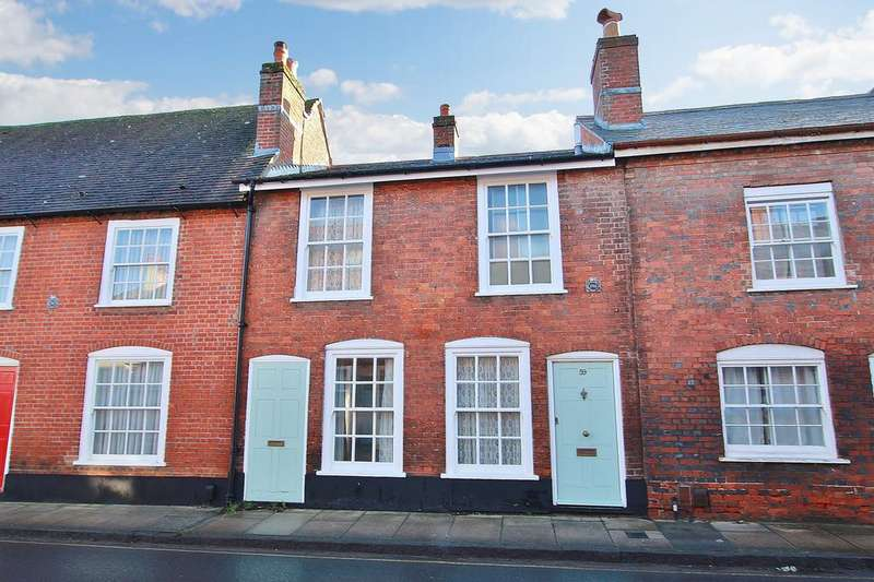 3 Bedrooms Terraced House for sale in CENTRAL ROMSEY