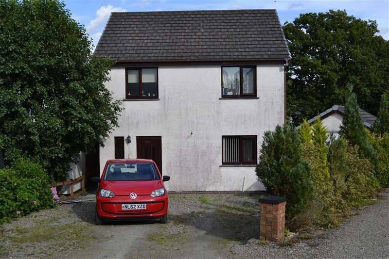 3 Bedrooms Detached House for sale in Maes Dafydd, Llanarth, Ceredigion