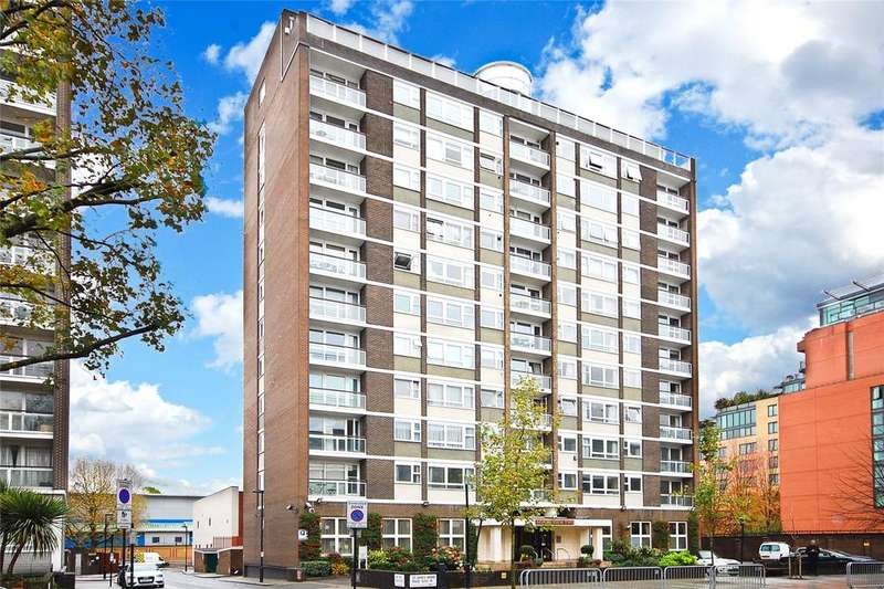 3 Bedrooms Flat for sale in Lords View II, St. John's Wood Road, London