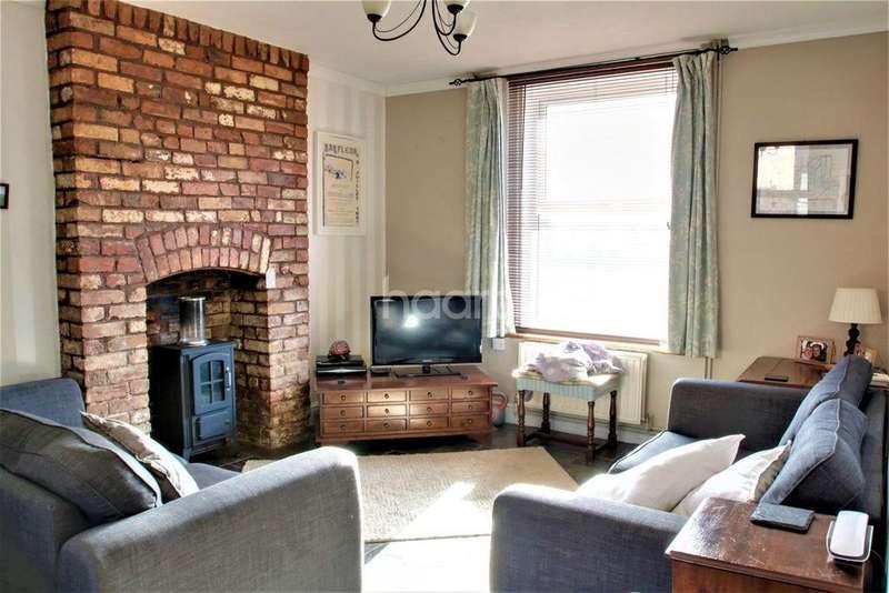 3 Bedrooms Terraced House for sale in Spring Terrace, Norton Fitzwarren