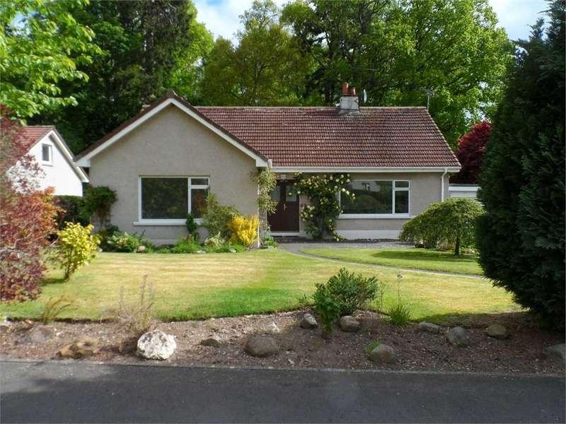 3 Bedrooms Detached House for rent in 21 Woodlands Park, Coldstream, Scottish Borders