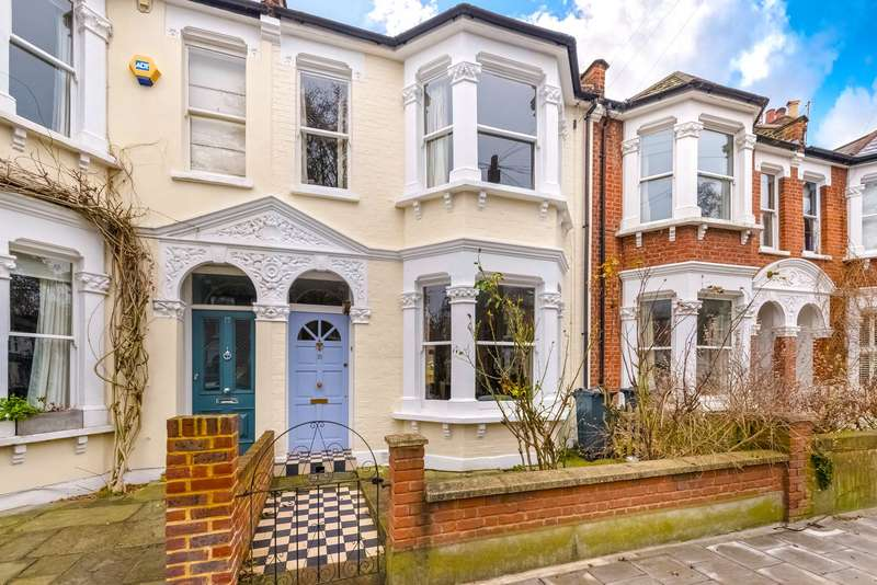 5 Bedrooms Terraced House for sale in Whitehall Gardens, Chiswick, London, W4