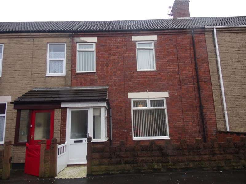 2 Bedrooms Property for sale in Cleveland Terrace, Newbiggin-by-the-Sea, Northumberland, NE64 6RF