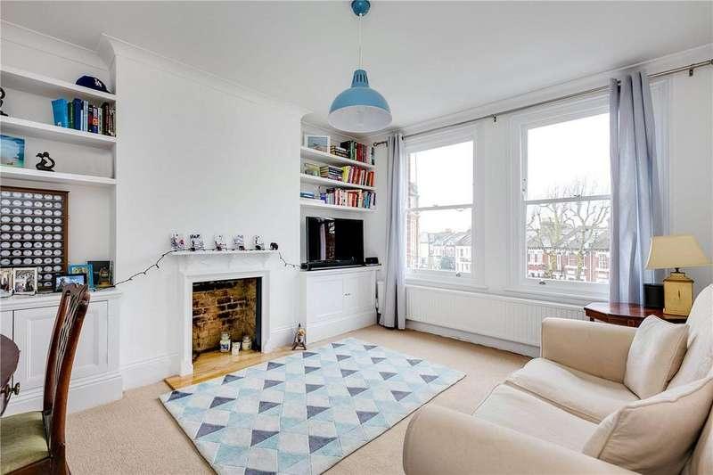 3 Bedrooms Flat for sale in Rostrevor Mansions, Rostrevor Road, London, SW6