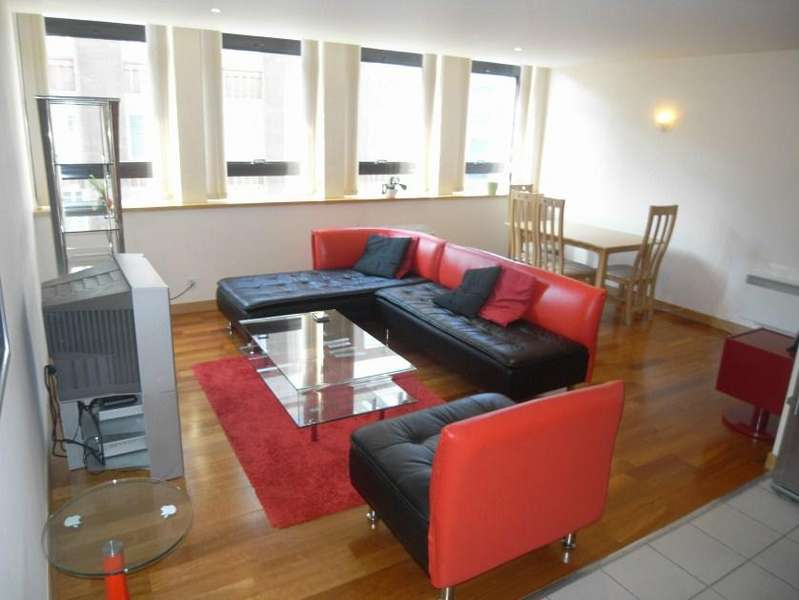 2 Bedrooms Apartment Flat for rent in Millennium Apartments, Newhall Street, Birmingham B3