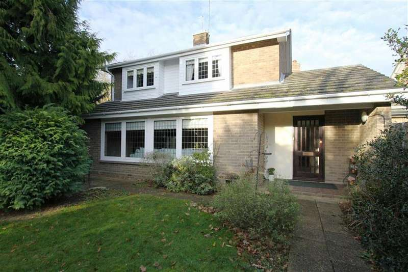 4 Bedrooms Detached House for sale in Mill Road, Stock