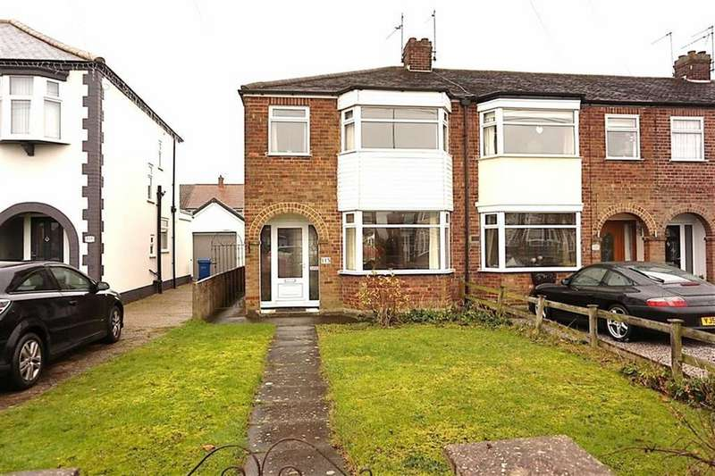 3 Bedrooms End Of Terrace House for sale in Boothferry Road, Hessle, Hessle, HU13