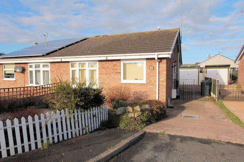 2 Bedrooms Semi Detached House for sale in Dulas Park, Kinmel Bay