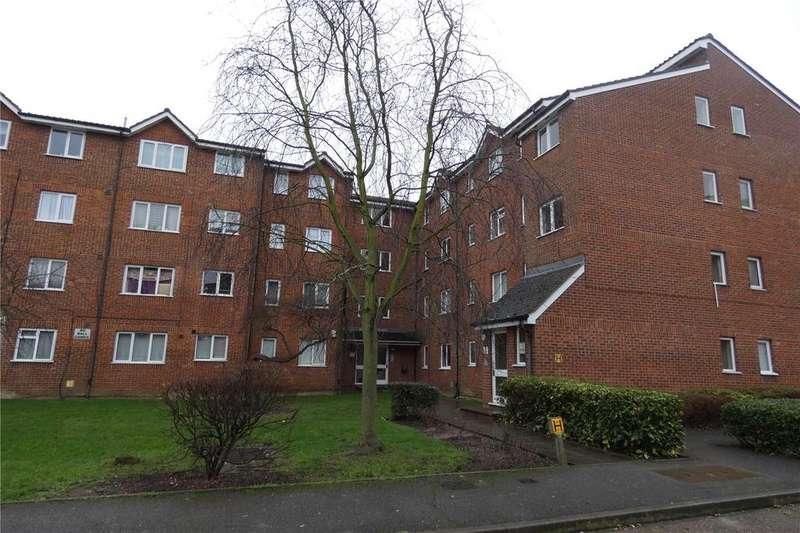 2 Bedrooms Apartment Flat for sale in Wren Close, Edmonton, London, UK, N9