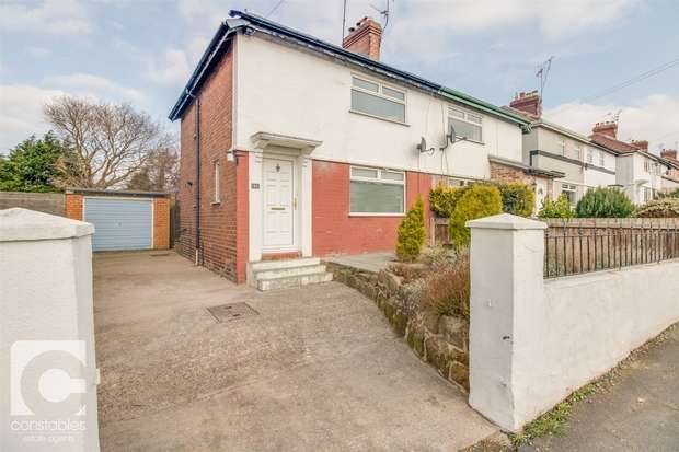 2 Bedrooms Semi Detached House for sale in Badger Bait, Little Neston, Neston, Cheshire