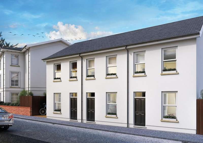 3 Bedrooms House for sale in Houses at Prospect Mews, Newton Abbot