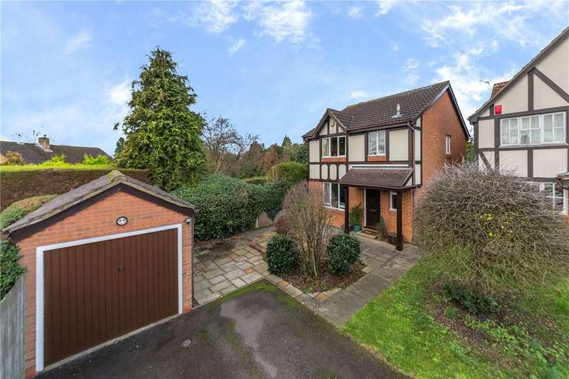 3 Bedrooms Detached House for sale in Horsemans Ride, St. Albans, Hertfordshire