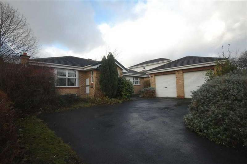 3 Bedrooms Detached Bungalow for sale in Leith Court, Thornhill, Dewsbury, WF12