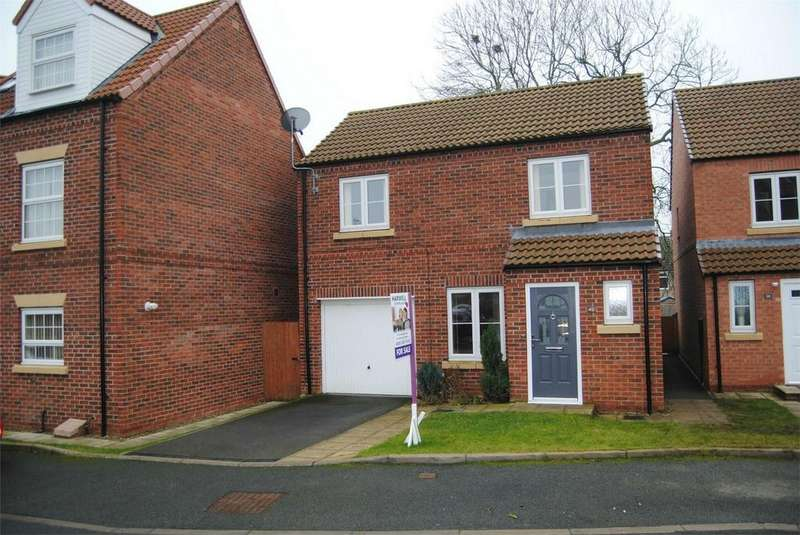 3 Bedrooms Detached House for sale in Calvert Way, Bedale, North Yorkshire