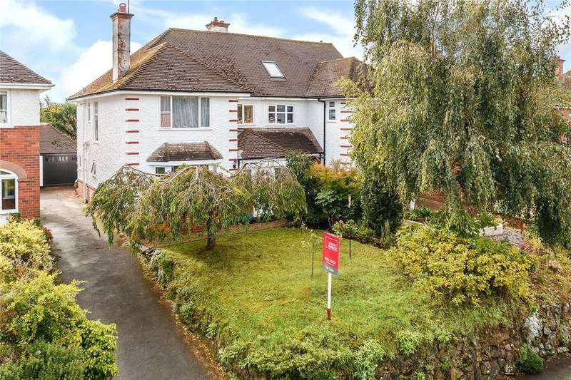 3 Bedrooms Semi Detached House for sale in School Lane, Exeter