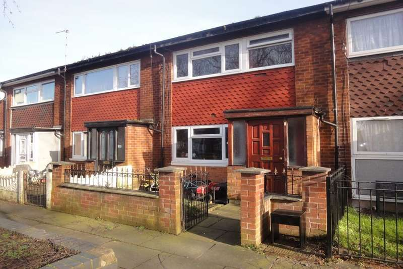 3 Bedrooms Terraced House for sale in Shrewsbury Court, Manchester, M16