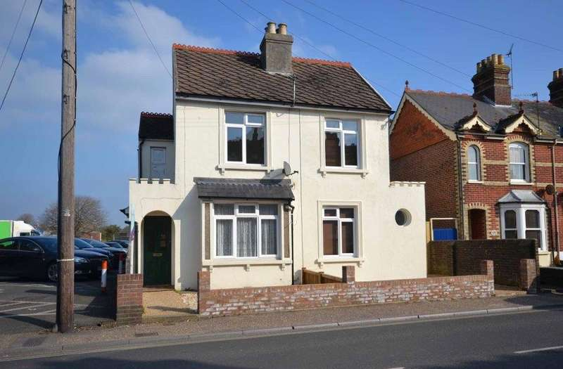 2 Bedrooms Semi Detached House for sale in Bognor Road, Chichester, PO19