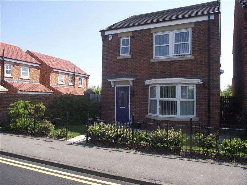 3 Bedrooms House for rent in Wiltshire Gardens, Wallsend - Three Bed Detached Property