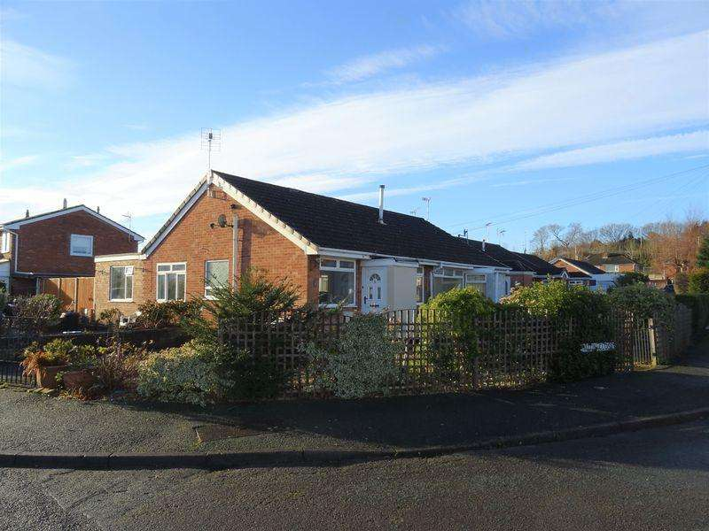 2 Bedrooms Bungalow for sale in Hilton Close, Wrexham