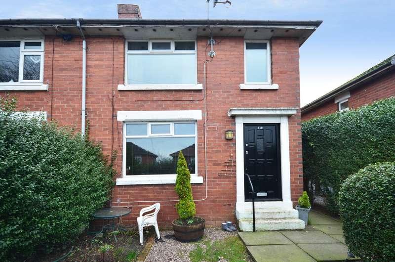 3 Bedrooms Semi Detached House for sale in Corneville Road, Bucknall, Stoke-on-Trent ST2