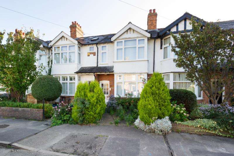 4 Bedrooms Terraced House for sale in Islip Road, Oxford