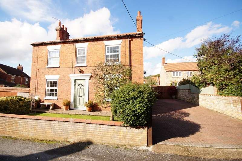 4 Bedrooms Detached House for sale in Church Lane, Coleby