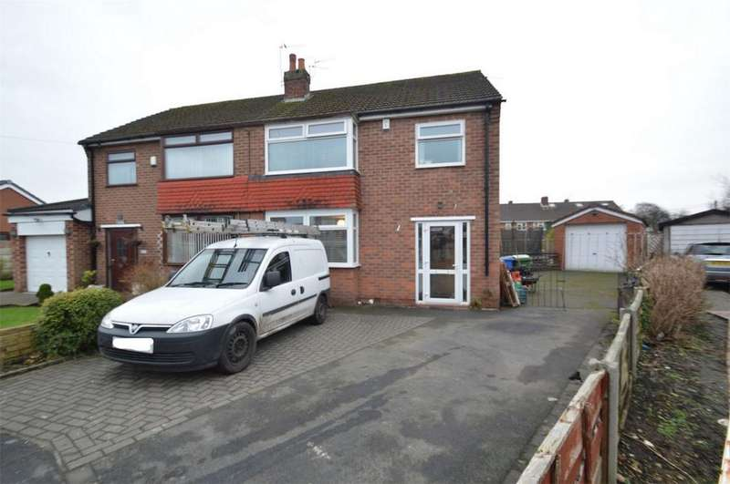 4 Bedrooms Semi Detached House for sale in Boundary Grove, SALE, Cheshire