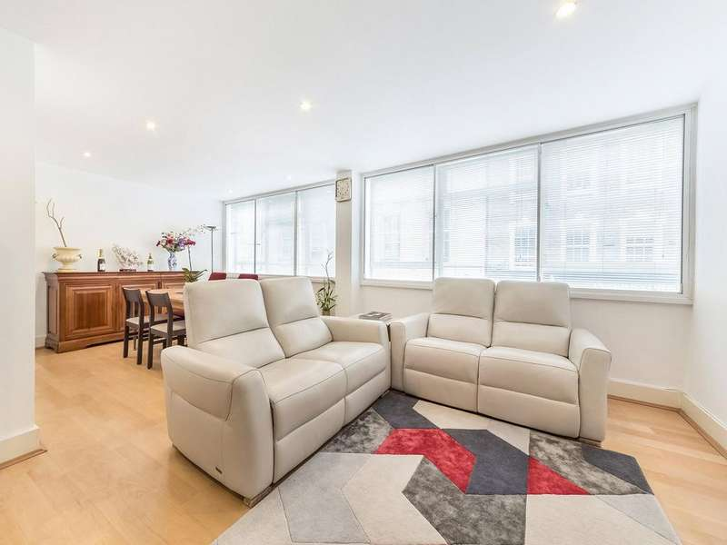 2 Bedrooms Apartment Flat for rent in St Martins Lane, Covent Garden, WC2N