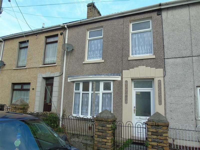3 Bedrooms Terraced House for sale in Mansel Street, Burry Port