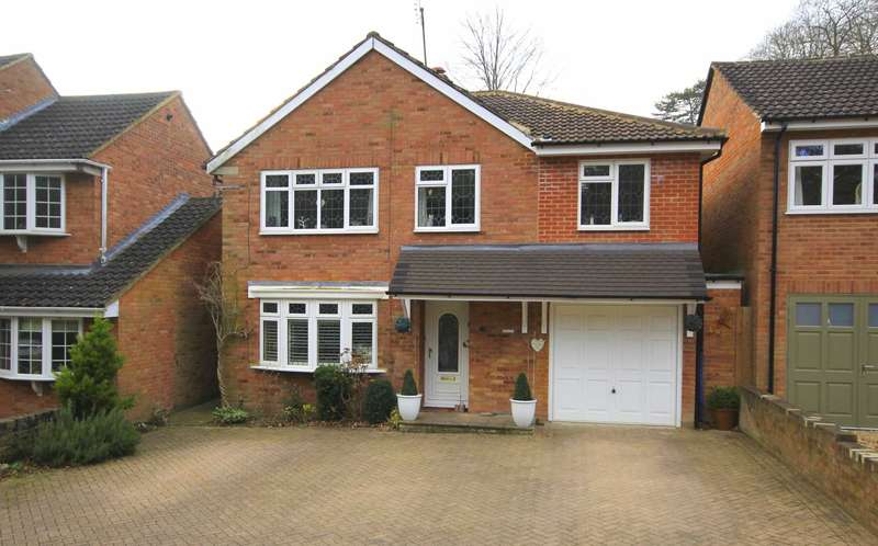 4 Bedrooms Detached House for sale in OVER 1600 sq/ft - ENSUITE - SEPARATE RECEPTION ROOMS - BOXMOOR