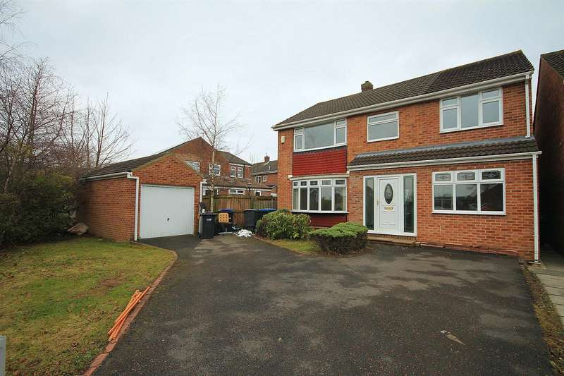 4 Bedrooms Detached House for sale in Lancashire Drive, Belmont, Durham