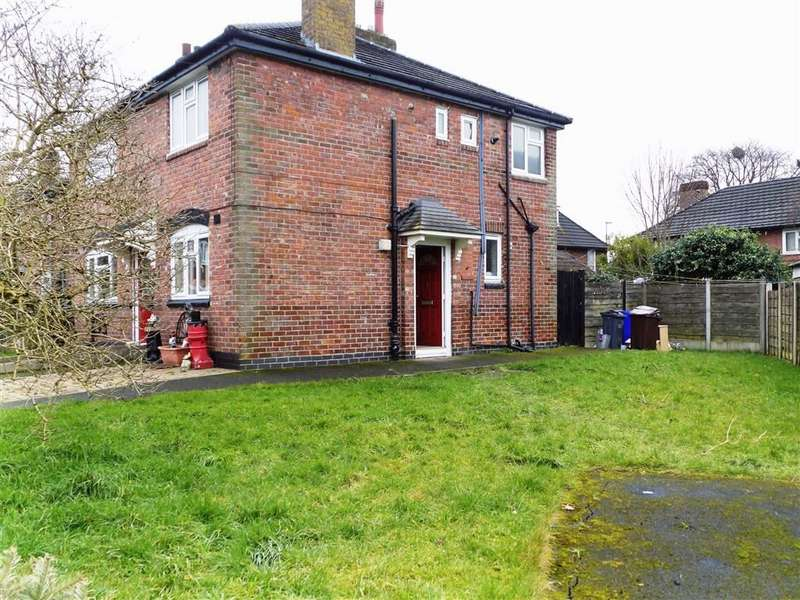 2 Bedrooms Flat for sale in Firethorn Avenue, Manchester