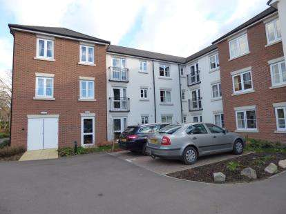 2 Bedrooms Flat for sale in Arlington Lodge, Leamington Spa, Warwickshire, England