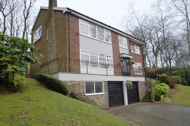 4 Bedrooms Detached House for sale in 10, Greenfield OL3