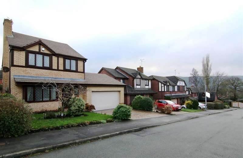 4 Bedrooms Detached House for sale in The Beeches, Hope