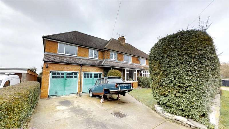 5 Bedrooms Semi Detached House for sale in Gravetts Lane, Guildford, Surrey, GU3