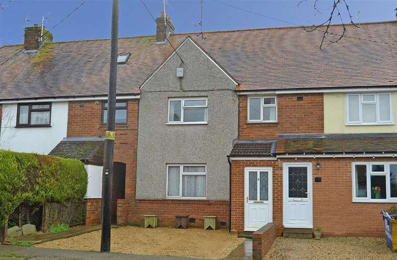 3 Bedrooms Terraced House for sale in Hillcrest Road, Gayton