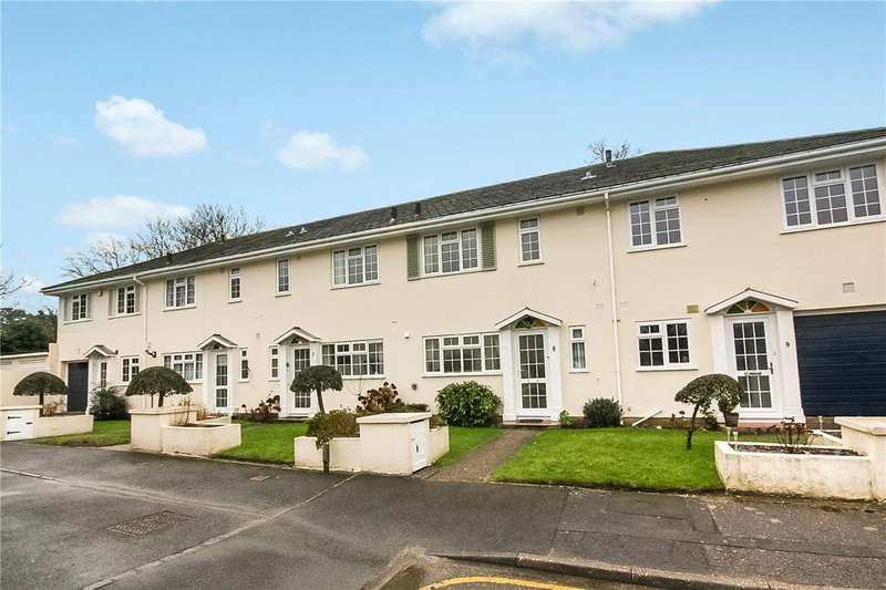 3 Bedrooms Terraced House for sale in Netherhall Gardens, Westbourne, Bournemouth, Dorset, BH4