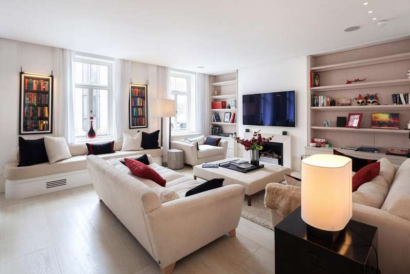 4 Bedrooms Town House for sale in Adams Row, Mayfair, London, W1K
