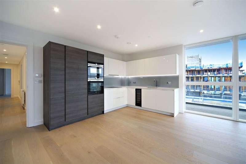3 Bedrooms Flat for sale in River Gardens Walk, Greenwich, London, SE10
