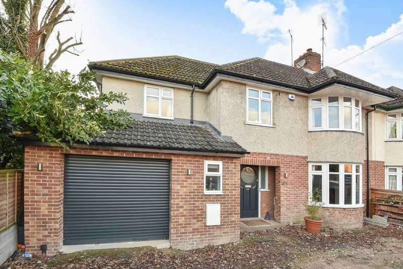 5 Bedrooms Semi Detached House for sale in Charlton Kings, Cheltenham