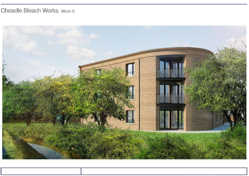 2 Bedrooms Flat for sale in Mill Lane, Cheadle