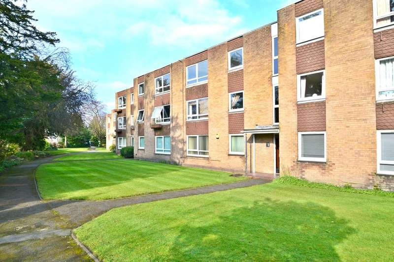 2 Bedrooms Ground Flat for sale in Moseley Grange, Cheadle Hulme