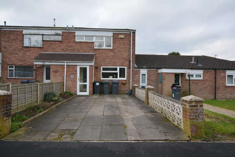 3 Bedrooms Terraced House for sale in Sommerfield Road, Woodgate Valley