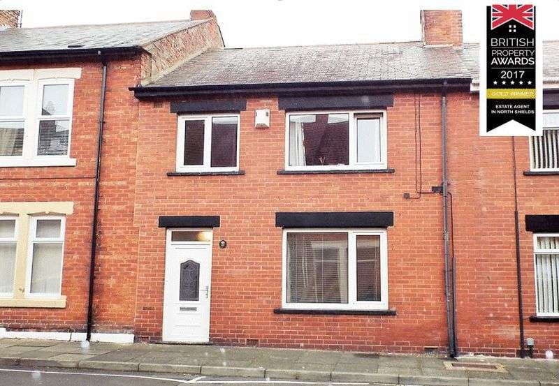 3 Bedrooms Property for sale in Elsdon Terrace, North Shields